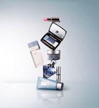 Cosmetics balancing