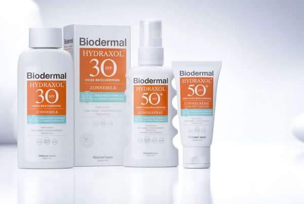 Biodermal, Hydraxol and PCLE commercials
