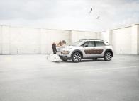 Citroën private lease, surfer