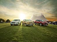 Renault mid summer festival