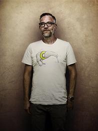 Free art director portrait; meet Stan