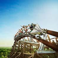 Walibi Holland Untamed, new rollercoaster
