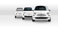 Fiat 500 models over the years