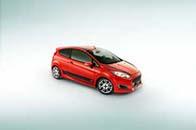 Ford Fiesta hot hatch edition
