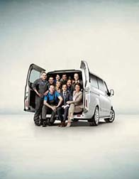 Ford Transit team